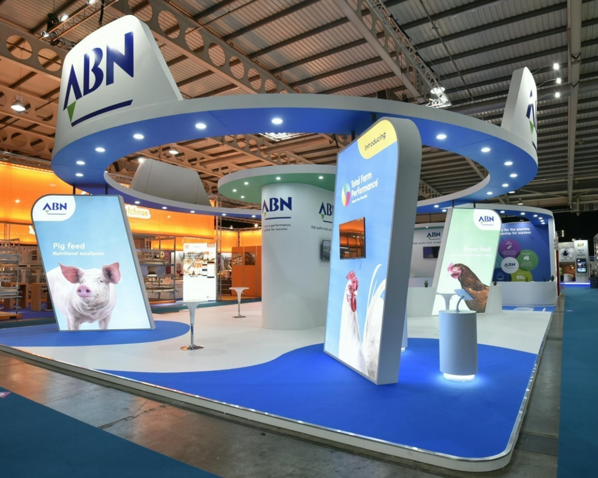 ABN Agri Exhibition Stand