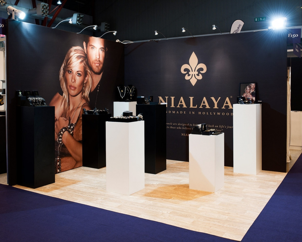 HUS Distribution-2012-Exhibition-Stand