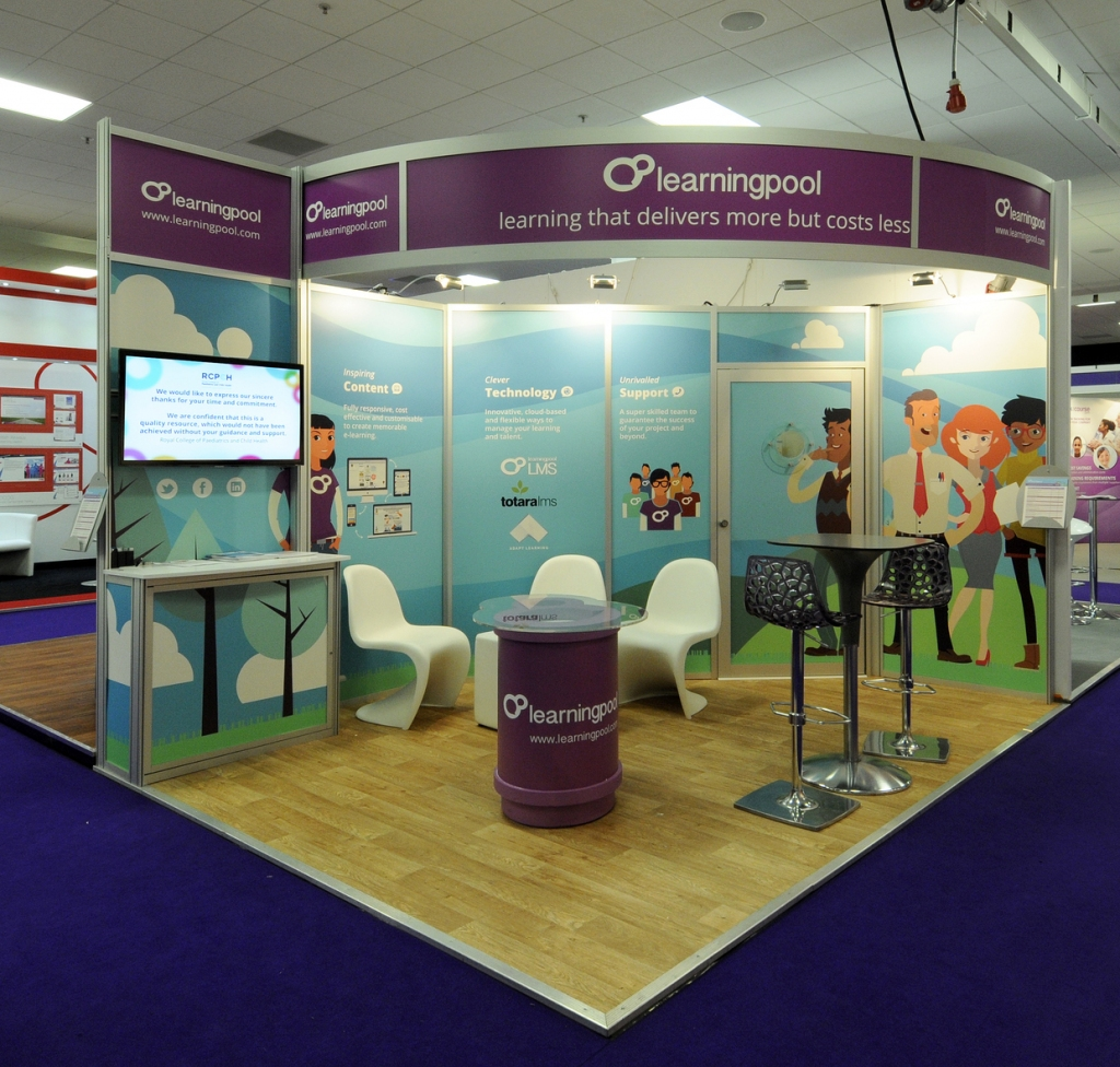 Modular Exhibition Stands Quotes : Modular exhibition stands inspire displays