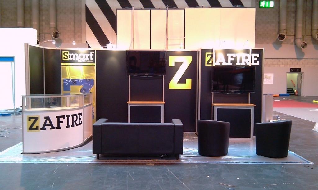 Modular Exhibition Stand Price : Modular exhibition stands inspire displays