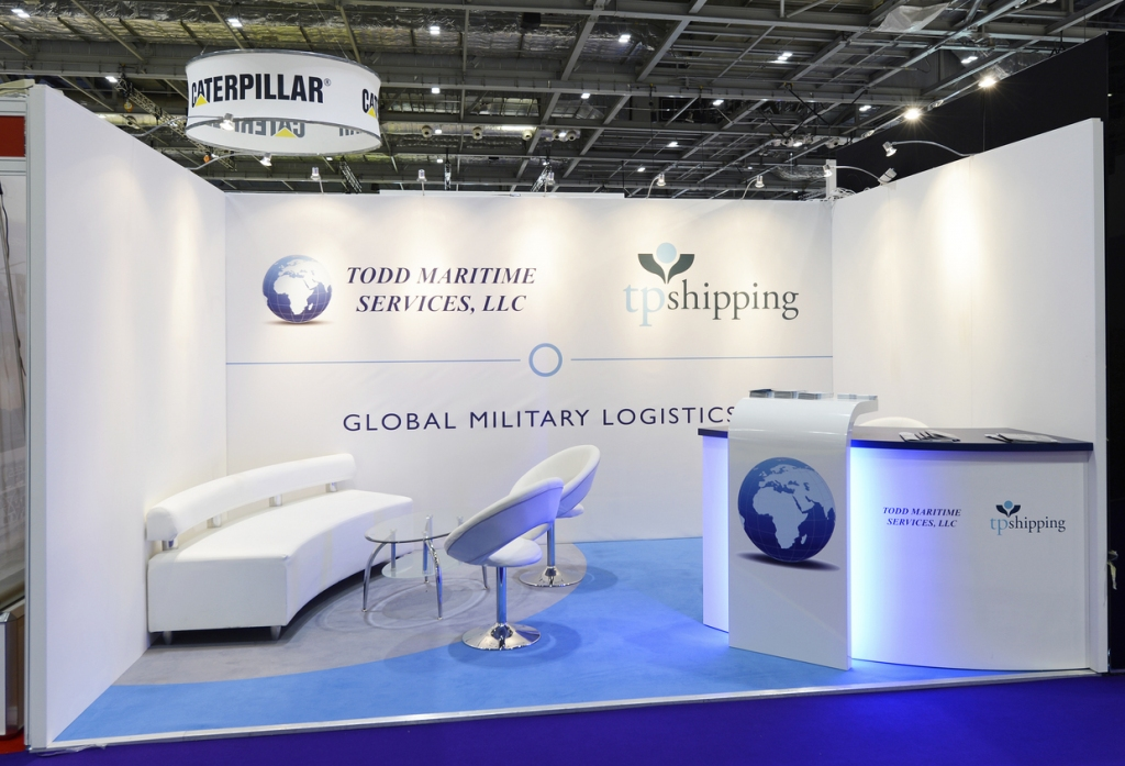 Exhibition Stand Logistics : Shell scheme exhibition stands inspire displays