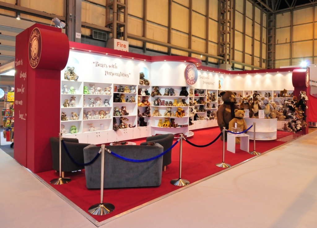Trade Fair Stands Definition : Bespoke exhibition stands inspire displays