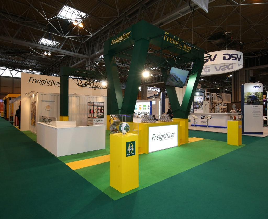D Exhibition Uk : Exhibition stand design construction
