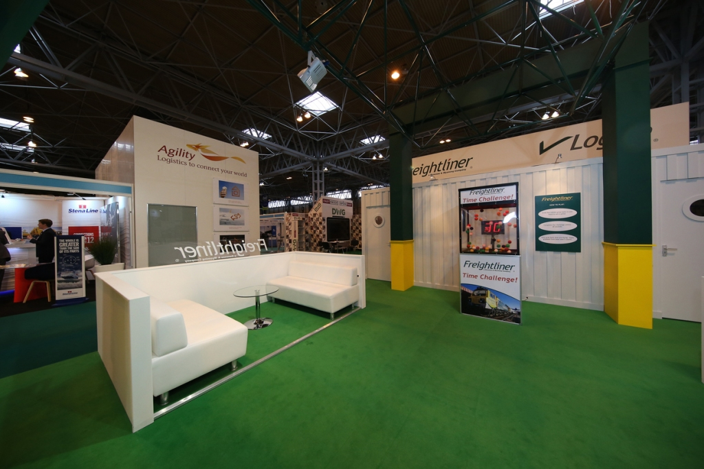 Exhibition Stand Setup : Exhibition stand design & construction
