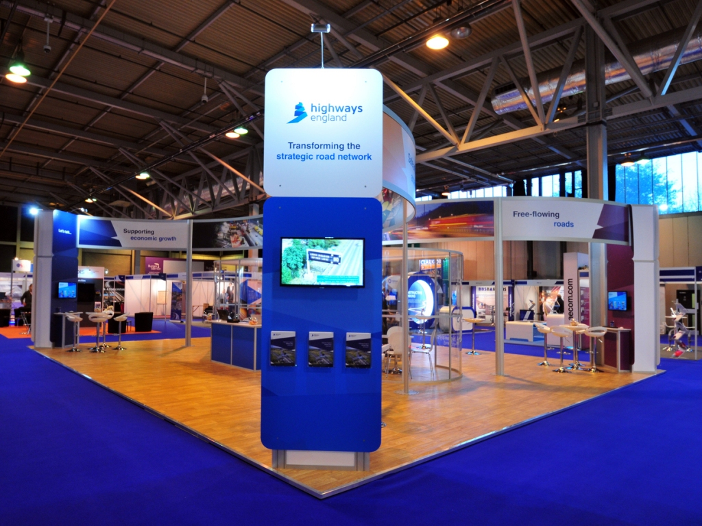 Modular Exhibition Stands Election : Modular exhibition stands inspire displays