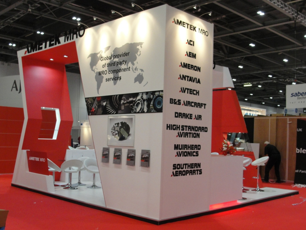 Exhibition Stand Installation : Exhibition stand design construction