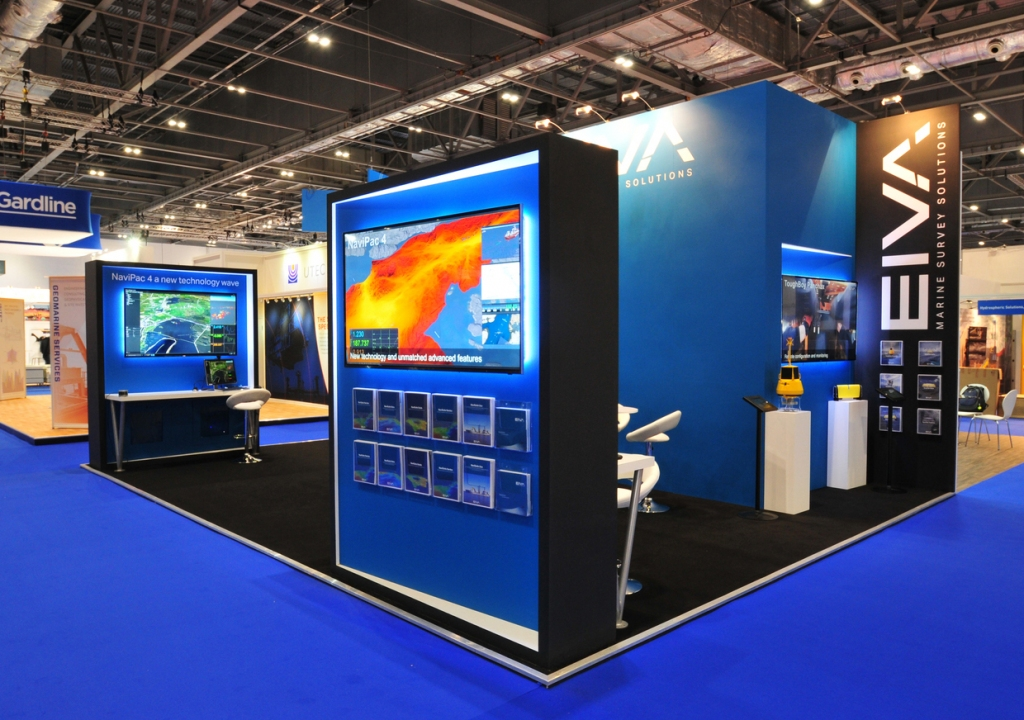Exhibition Stand Erectors Jobs : Exhibition stand design construction