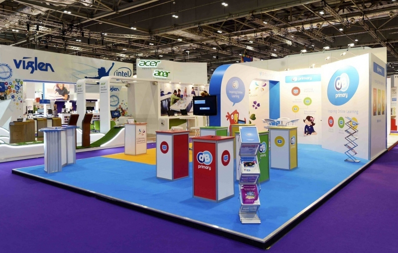 Modular Exhibition Stand Guildford