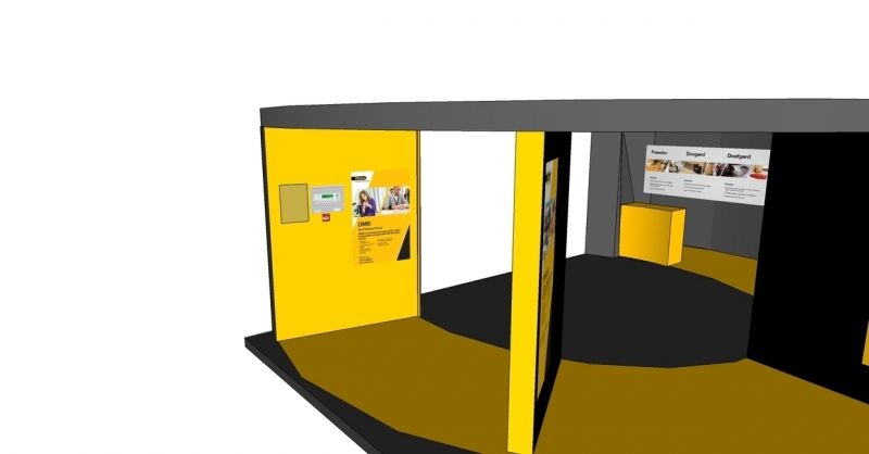 Fireco Exhibition Stand Design At FireX