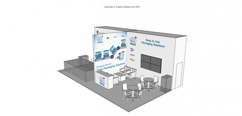 CTPack and Sollich Exhibition Stand Design at PPMA
