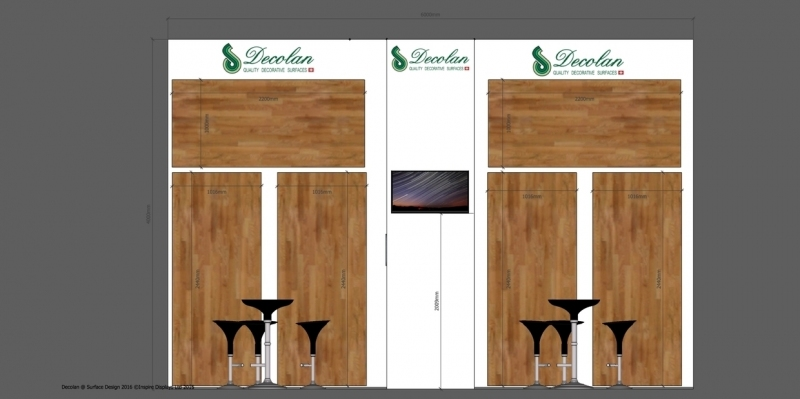 Decolan Shell Scheme Exhibition Stand Design