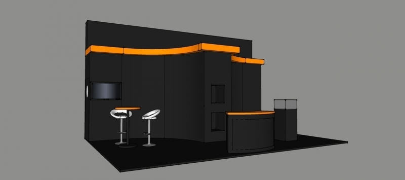 FLEETCOR Stand Design