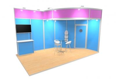 Modular Exhibition Stand Uk : Modular exhibition stands inspire displays