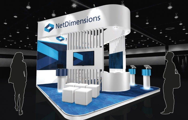 Exhibition Stand Dimensions : Netdimensions exhibition stand bespoke design inspire displays