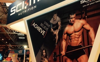 Behind The Scenes of BodyPower Expo...