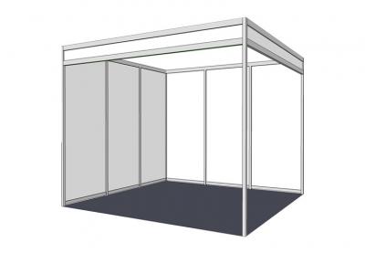 Exhibition Shell Scheme : Shell scheme exhibition stands inspire displays