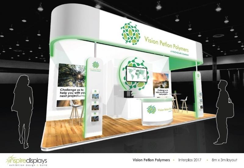 Exhibition Stand Design Brief : Vision petlon polymers inspire displays